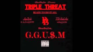 BloccBoyEnt. | Triple Threat Mixtape | Duece Freestyle