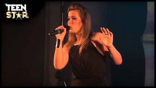 AT LAST - ETTA JAMES performed by MOLLY GRACE HOCKING performed at TeenStar Singing Competition Video