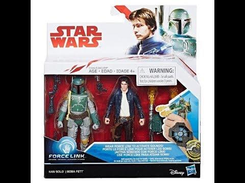 "3.75 Inch HASBRO STAR WARS Power of the Jedi 3¾/"" Figure Series"