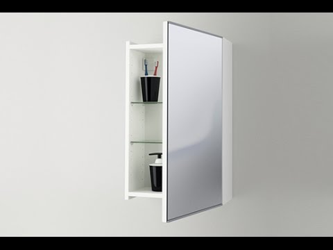 Exceptionnel Awesome Bathroom Mirror Storage Case