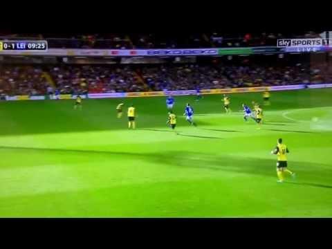 Manuel Almunia Versus Leicester City