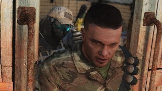 Ghost Recon Future Soldier Campaign Mission Gameplay