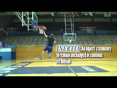 The Physics of Basketball JMU Video Contest Columbus North High School