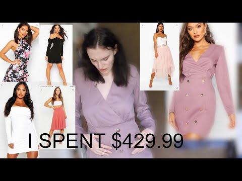 i-spent-$429-99-on-boohoo-dresses-&-skirts
