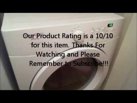our review of the frigidaire affinity - Frigidaire Affinity Dryer