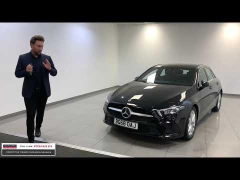 2018 68 Mercedes A180D 1.5 Sport Executive