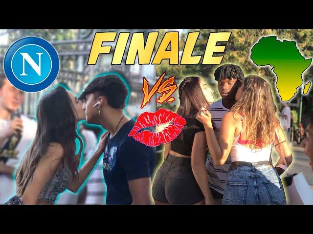 Napoletano VS Africano - FINALE del TORNEO di RIMORCHIO!!