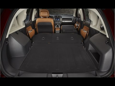 Look This 2017 Jeep Compass Interior YouTube