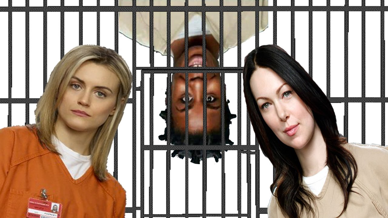 Watch Orange Is the New Black Remixed With the Golden Girls Is Everything video