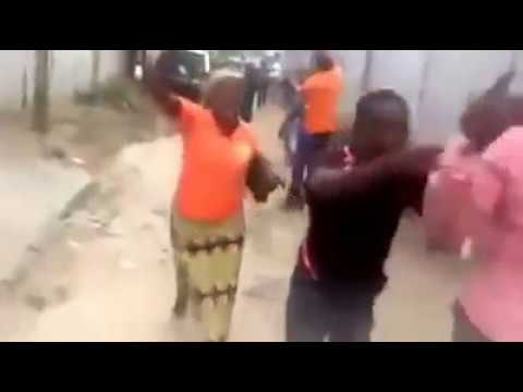 La révolte en cours au Congo-Brazzaville...PEUPLE ATELEMI