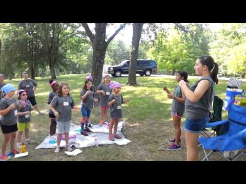 Girl Scout Song: Grey Squirrel