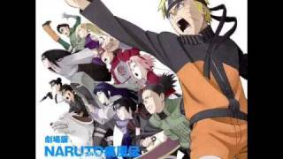 Naruto Shippuuden Movie 3: Hi no Ishi o Tsugu Mono OST - 06. Evening Moon (Yoitsuki)
