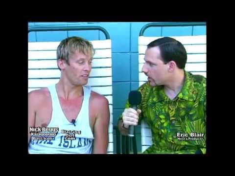 NICK BEGGS & ERIC BLAIR talk KAJAGOOGOO 1999