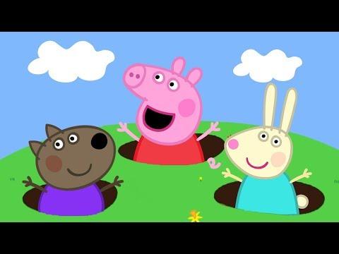Peppa Pig en Español Episodios completos | ¡El gran tira y afloja! | 1 Hour | Dibujos Animados