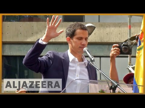 🇻🇪 Who is Venezuela opposition leader Juan Guaido?   Al Jazeera English