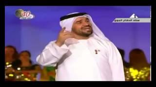 حسين الجسمي - كمل مشوارك -- اوبريت مصر ام الدنيا و