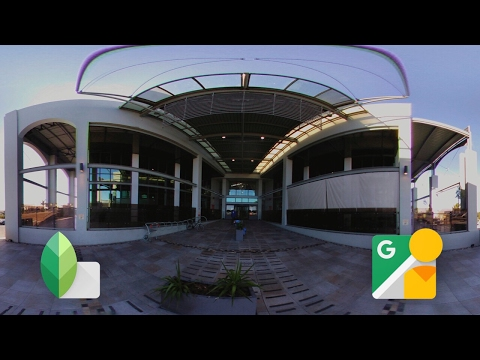 My Snapseed & Google Street View workflow for editing & publishing Photo Tours (20170601)