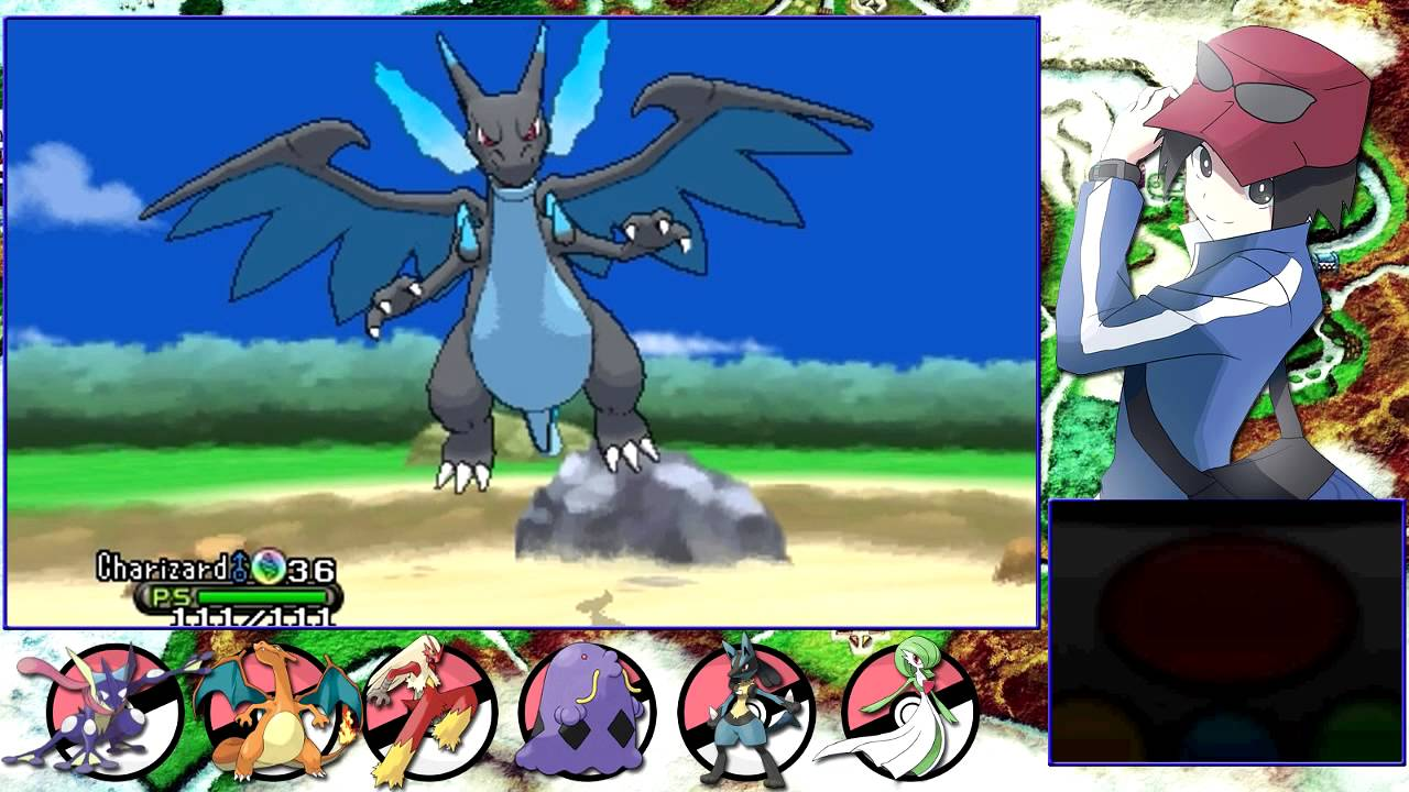 how to get mega charizard x in ultra sun