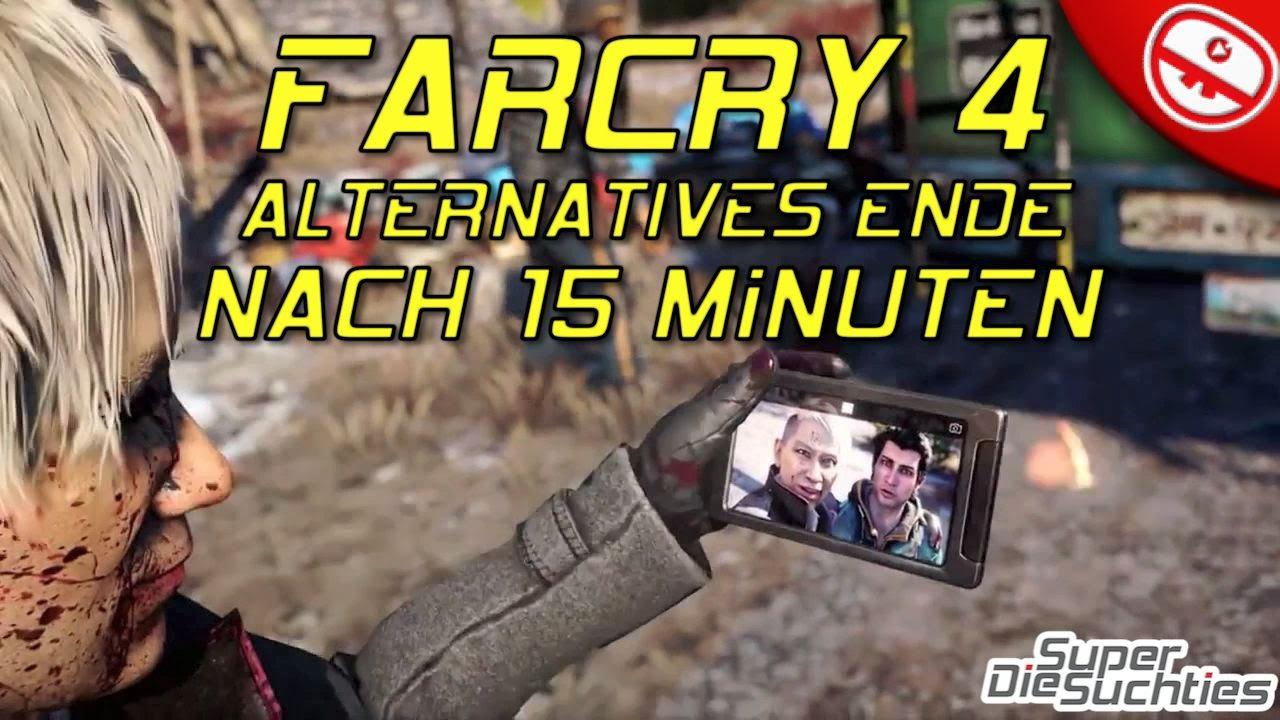 Far Cry 4 Alternatives Ende