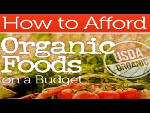 Lower the Costs of Eating Non-GMO and Organic Food!!