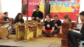 Richmond - India Spring Festival 2013. Mesmerizing GAMELAN - Indoensia Music by VCU