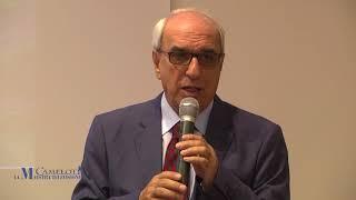 CAMELOT LA MAESTRA TELEVISIONE  convegno geriatria AGE