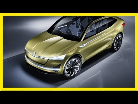 Skoda reveals production timeline of electric vehicles