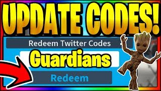ALL *NEW* WORKING CODES! [NEW GUARDIANS UPDATE] Roblox Superhero Simulator