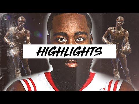 Best James Harden Highlights MVP 17-18 Season Part 1 | Clip Session