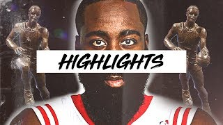 Best James Harden Highlights MVP 17-18 Season Part 1 | Clip Session