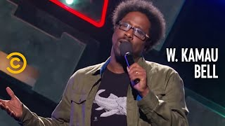 Losing Your Mixed-Race Kid at the Playground - W Kamau Bell