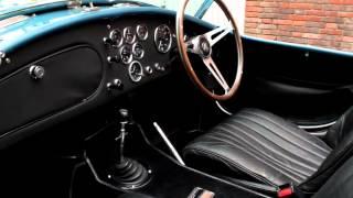 AC Cobra 289 Mk  III   Hexagon Classics