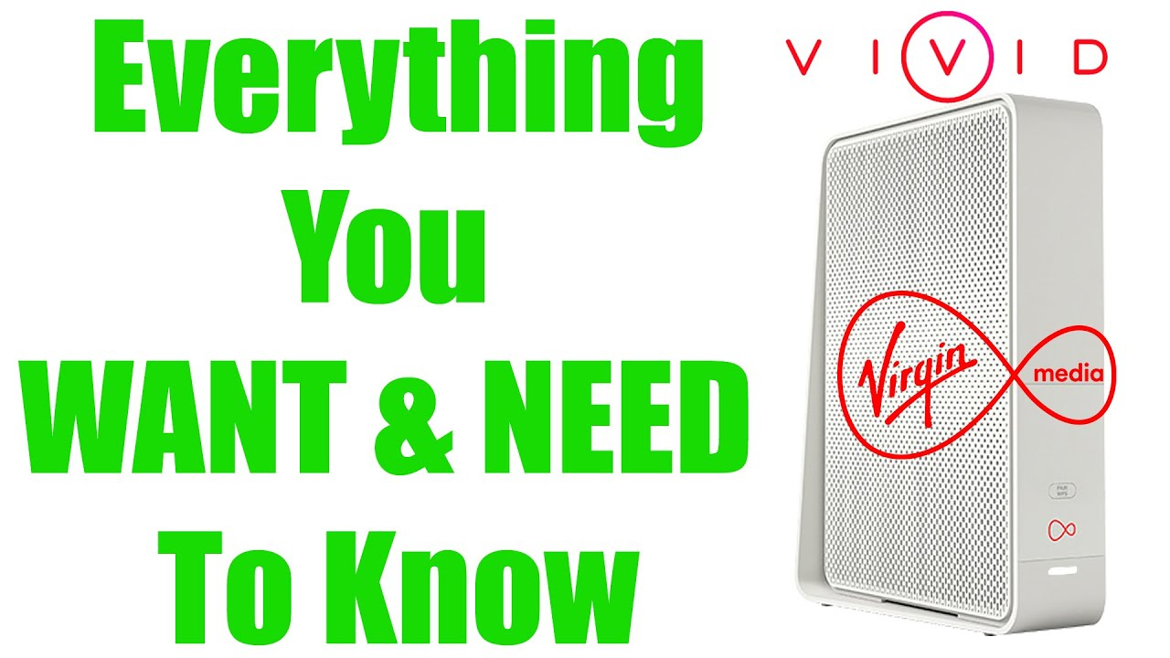 Virgin Media Hub 3 NEW Faults | Everything you WANT and NEED to Know ...