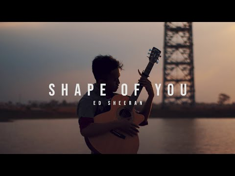 (TAB) Shape of You - Ed Sheeran - Fingerstyle Guitar Cover [ver. 2]
