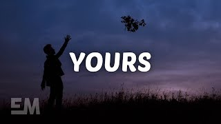 Jake Scott - Yours (Lyrics)