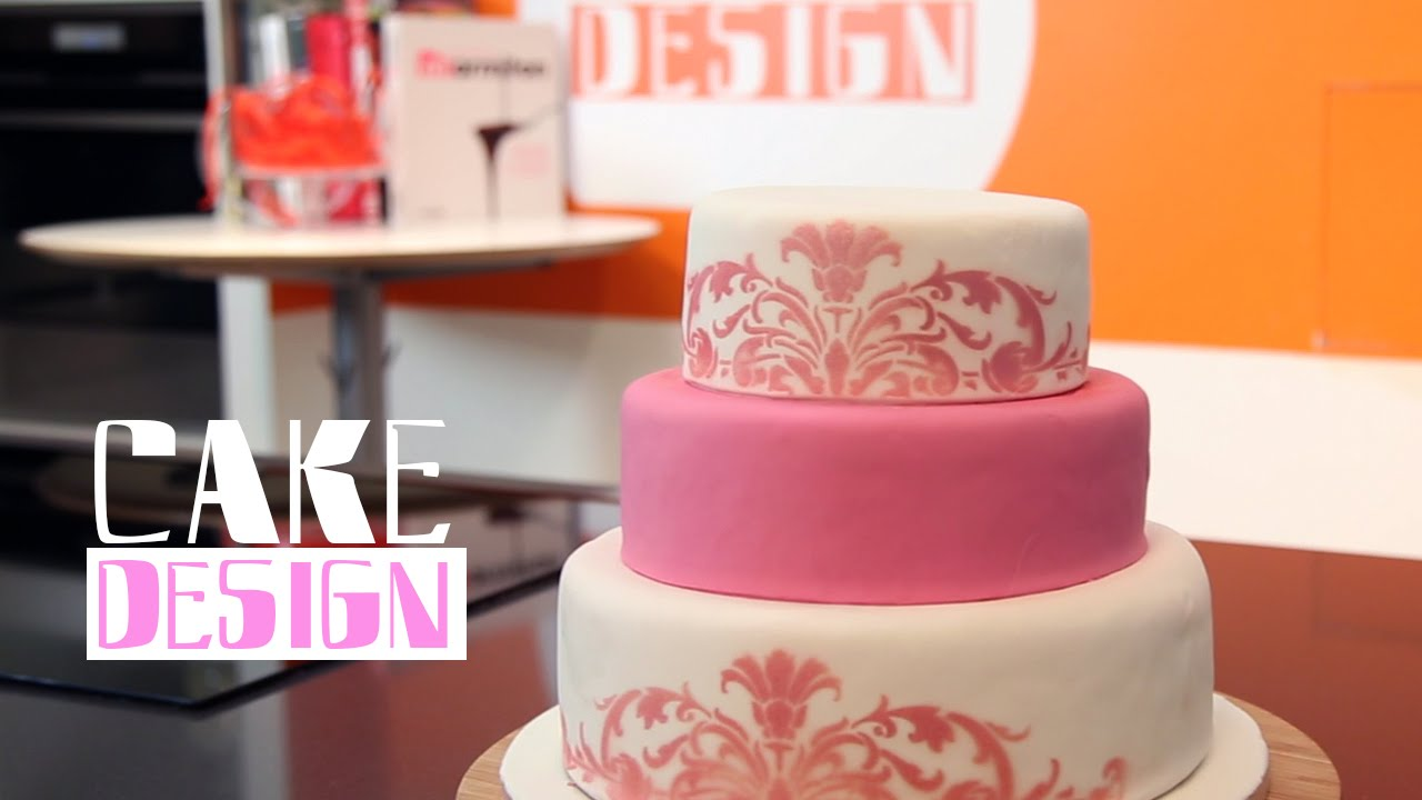 Cake Design In Charlwood : Decoration de gateau facile et rapide - Cake design - YouTube
