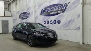 2019 Ford Taurus SEL 201A W/ 3.5L, Leather, Command Start Overview | Boundary Ford