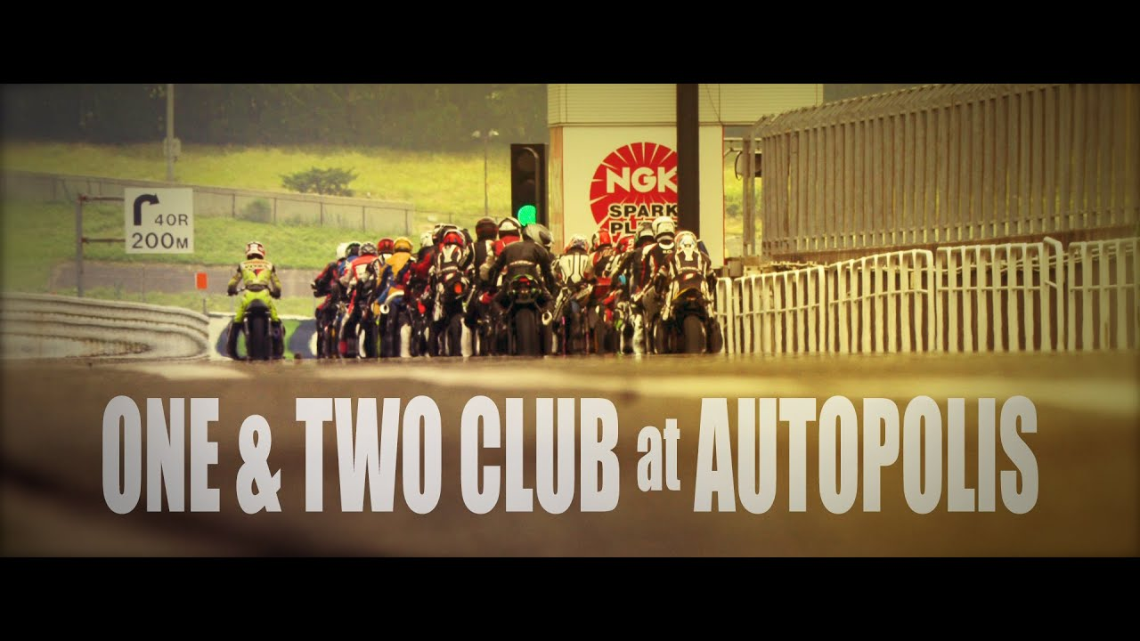 TRACK DAY with One & Two Club at AUTOPOLIS オートポリス サーキット - baikudokan