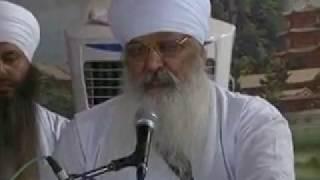 Sant Baba Lakhbir Singh JI Diwan At Balongi on 07.07.2013