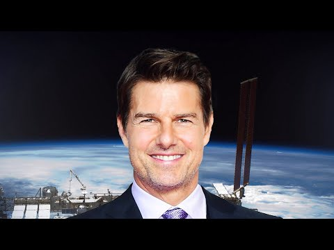 How Tom Cruise Is Heading to SPACE for His Next Movie