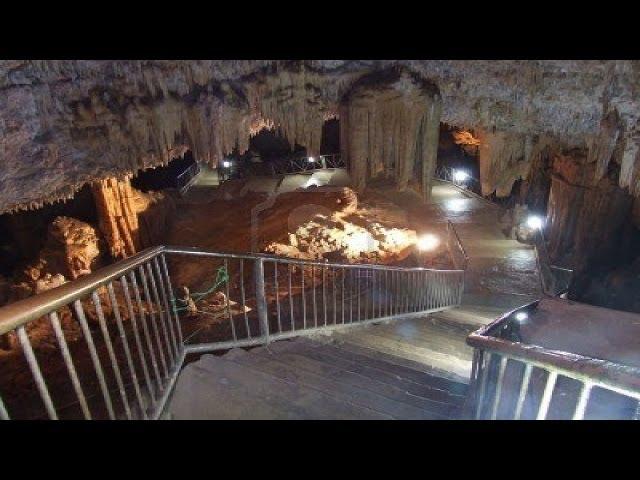 Matanzas-Höhlen - Cuevas de Bellamar