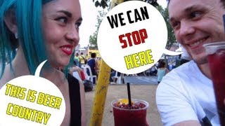 We Can Stop Here, This is Beer Country | Get Germanized Vlogs | Episode 07