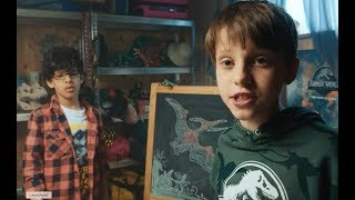 Flying Pteranodons…It's Velociraptor Blue! - LEGO Jurassic World Club - 75926 & 75928