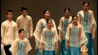 [2013 Busan Choral Festival & Competition Final] 4. Baao Children