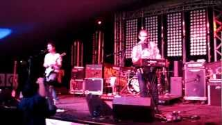 Young Knives - Running From A Standing Start (Rhythms of the World, Hitchin)