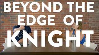 Beyond The Edge of Knight - w/Alicia Newton of BLADE Show