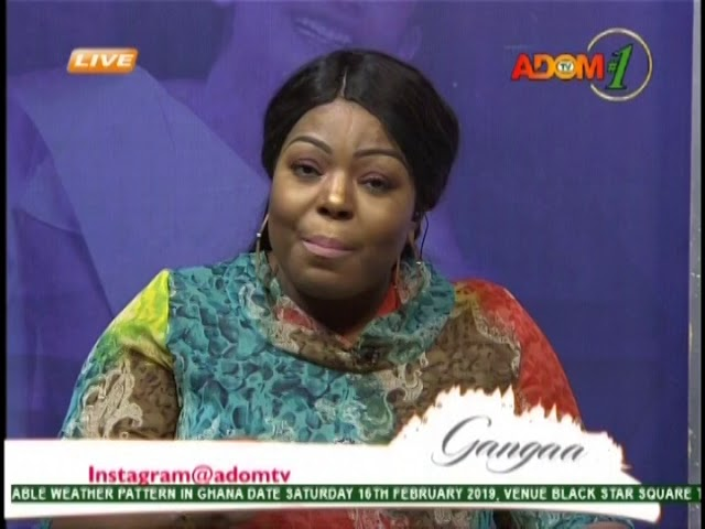 Gangaa Chat Room on Adom TV (11-2-19)