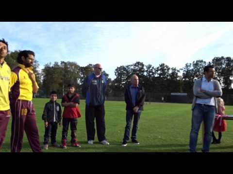 DK cricket championship 2015 presentation