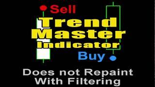 Trend Master - Forex Indicator