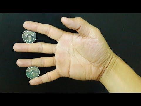 WORLD'S Best COIN TRICKS Anyone Can Do - Magic Tutorial
